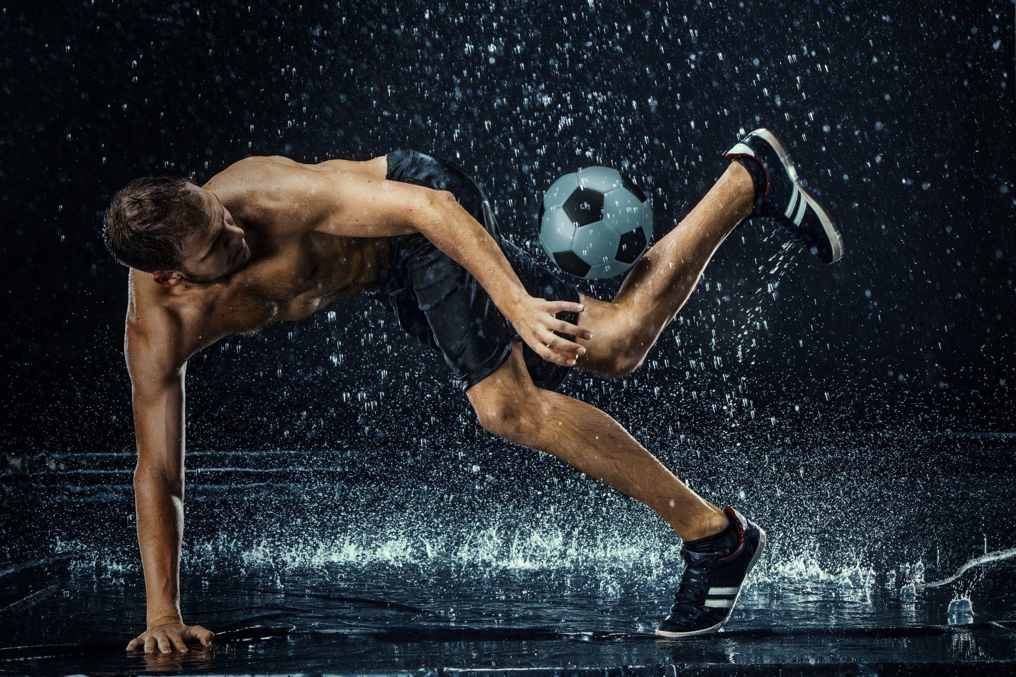 water-drops-around-football-player-PHSDVBK